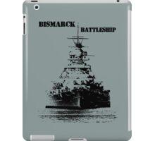 Bismarck Battleship iPad Case/Skin