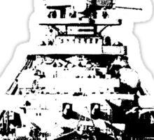 Bismarck Battleship Sticker
