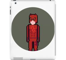 8Bit Daredevil iPad Case/Skin