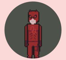 8Bit Daredevil Kids Clothes