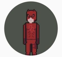 8Bit Daredevil by The World Of Pootermobile