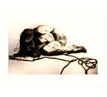 Katie Jane Garside Art Print