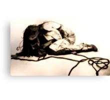 Katie Jane Garside Canvas Print