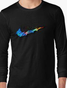 Tie-Die Sneak Long Sleeve T-Shirt