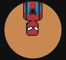 8Bit Spiderman by The World Of Pootermobile