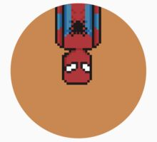 8Bit Spiderman Kids Clothes