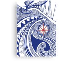 Nautica  Canvas Print