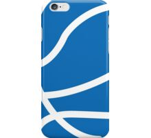 Basketball Blue iPhone Case/Skin