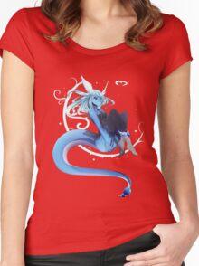 Dragonairess Women's Fitted Scoop T-Shirt