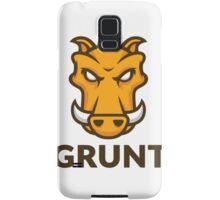Grunt Samsung Galaxy Case/Skin