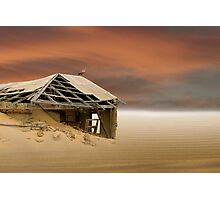 THIS 'OLE HOUSE Photographic Print