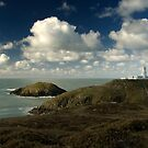 Strumble Head Lighthouse by Jeremy Owen