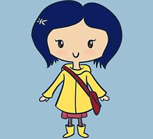 Coraline - Lil' CutiE Womens Fitted T-Shirt