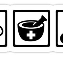 Pharmacy Sticker