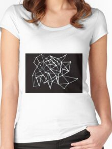 Luck constellation Women's Fitted Scoop T-Shirt