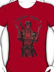 Noooobody Careees T-Shirt
