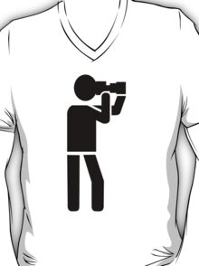 Photographer logo T-Shirt