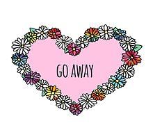 Go Away Heart by foreversarahx