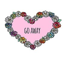 Go Away Heart by foreversarahx
