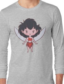 Crysta - Lil' CutiE Long Sleeve T-Shirt