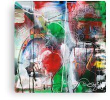 Untitled Art Canvas Print