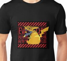 Pikagenesis Evangelion Unisex T-Shirt