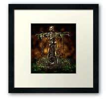 The Stench of Death Framed Print