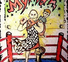 Myriah  by GabeTheArtist