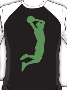 Slam Dunk Green T-Shirt