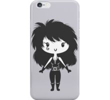 Death - Lil' CutiE iPhone Case/Skin