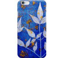 Mornington Skies 1 - Monoprint iPhone Case/Skin