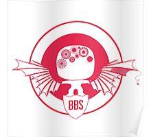 BBS Avatar Logo Poster