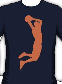 Slam Dunk Orange T-Shirt