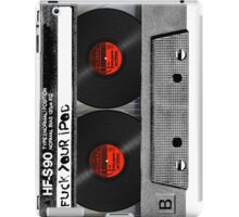 Cool Cassette Tape iPad Case/Skin