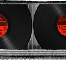 Cool Cassette Tape Sticker