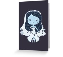 Emily - Lil' Cutie Greeting Card