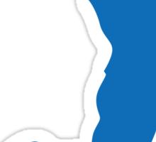 Slam Dunk Blue Sticker