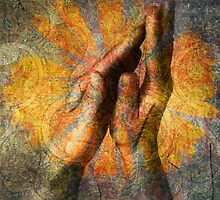 Temple Hands by Elena Ray
