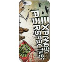 Expanded Perspectives Podcast aliens bigfoot conspiracies big foot sasquatch pyramids ancient america history cryptid crypto monster illuminati egypt iPhone Case/Skin