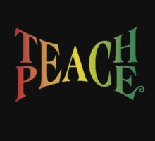 Teach Peace by vellond