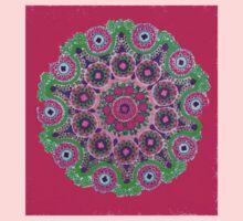 Doily Joy Mandala- Pure Joy Kids Clothes