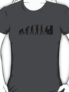 Evolution Piano pianist T-Shirt