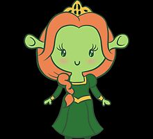 Fiona - Lil' CutiE by Ellador