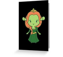Fiona - Lil' CutiE Greeting Card