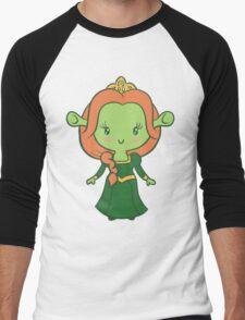 Fiona - Lil' CutiE Men's Baseball ¾ T-Shirt