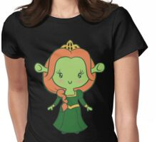 Fiona - Lil' CutiE Womens Fitted T-Shirt