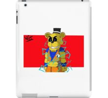 Super Saiyan Golden Freddy iPad Case/Skin