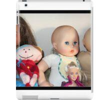 Five Lovely Dolls iPad Case/Skin