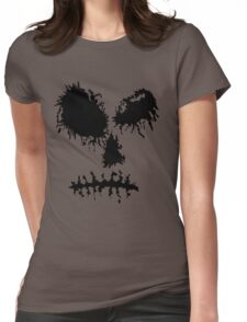 Dead Trend Ripped Batchq Womens Fitted T-Shirt
