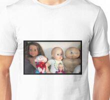 Five Lovely Dolls Unisex T-Shirt